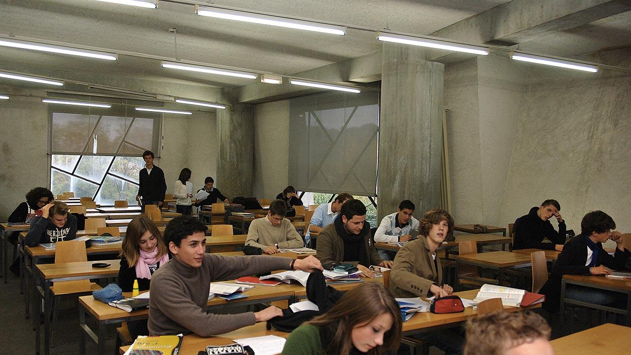 Lycée - La Verpillière - Sainte-Marie Lyon