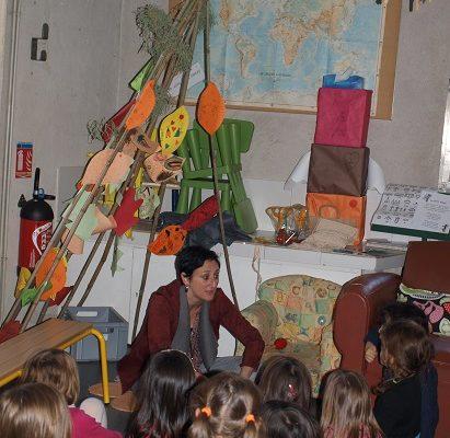 Grande Section de maternelle Sainte-Marie La Verpillière